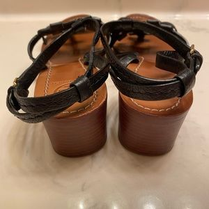 Tory Burch size 7 1/2 sandals